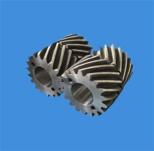 Aircraft Double Helical Gear